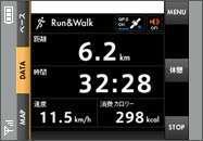 EZ Run & Walk